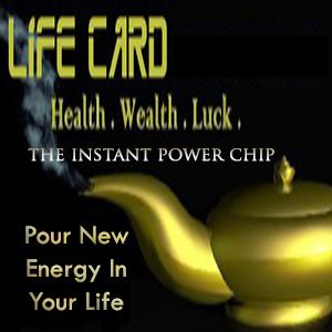 Life Card-LuckyCharm