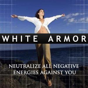 White Armor Set